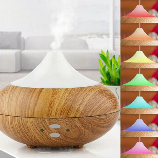 Essential Oil Diffuser and Cool Air Mist Humidifier Aromatherapy_3