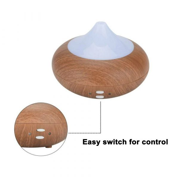 Essential Oil Diffuser and Cool Air Mist Humidifier Aromatherapy_11