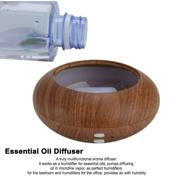 Essential Oil Diffuser and Cool Air Mist Humidifier Aromatherapy_12