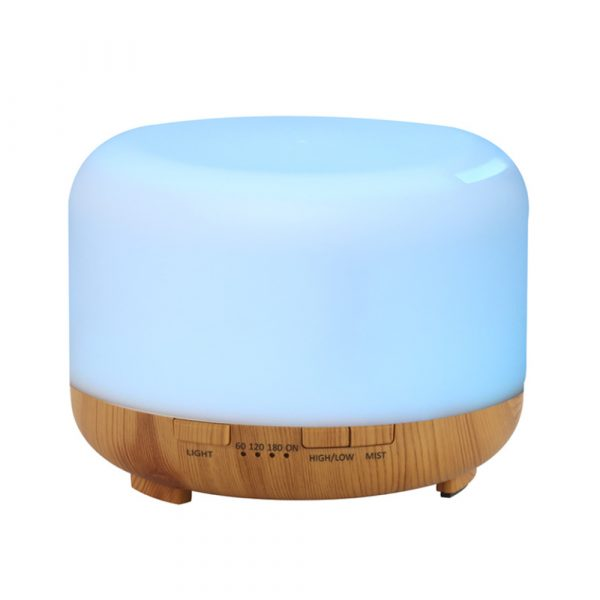 Aroma Therapy Essential Oil Diffuser and Mist Humidifier_0