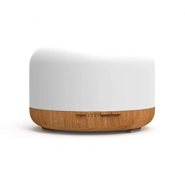 Aroma Therapy Essential Oil Diffuser and Mist Humidifier_1