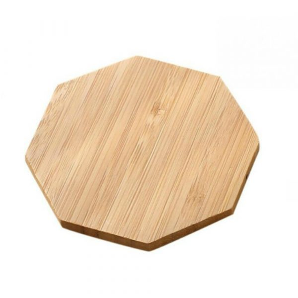 Portable Wireless Wooden Charging Pad for QI Enabled Devices_3