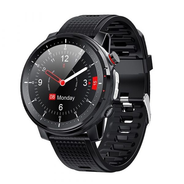 L15 Full Touch Display Smart Watch BT Control Fitness Watch_0