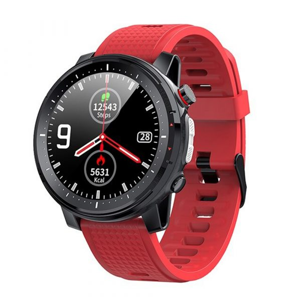 L15 Full Touch Display Smart Watch BT Control Fitness Watch_1