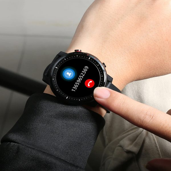 L15 Full Touch Display Smart Watch BT Control Fitness Watch_2