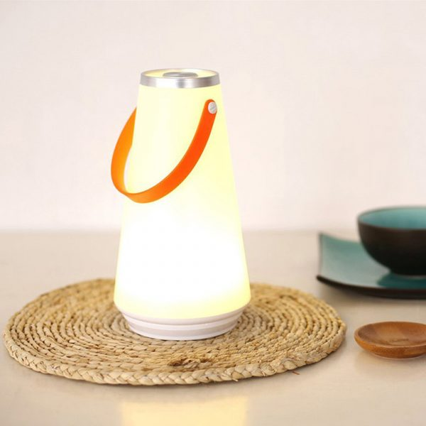 Portable Rechargeable Dimmable LED Lantern with 3 Modes_1