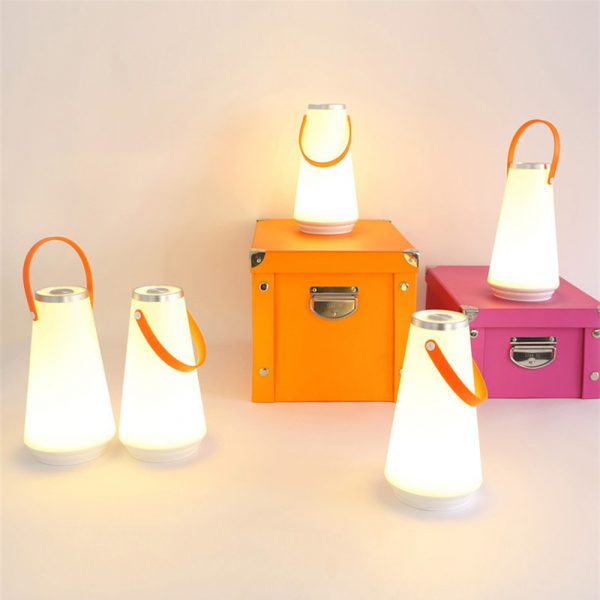 Portable Rechargeable Dimmable LED Lantern with 3 Modes_2