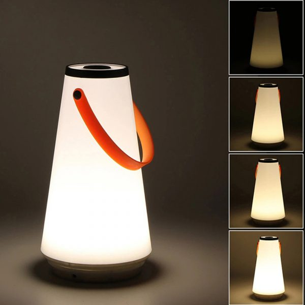 Portable Rechargeable Dimmable LED Lantern with 3 Modes_5