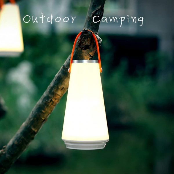 Portable Rechargeable Dimmable LED Lantern with 3 Modes_7
