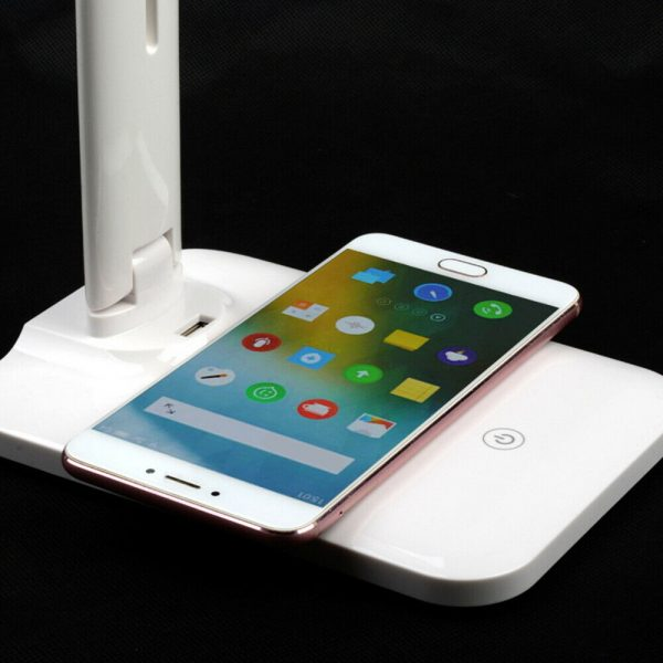 Multifunctional LED Desk Lamp with 5W Wireless Charging Function_2