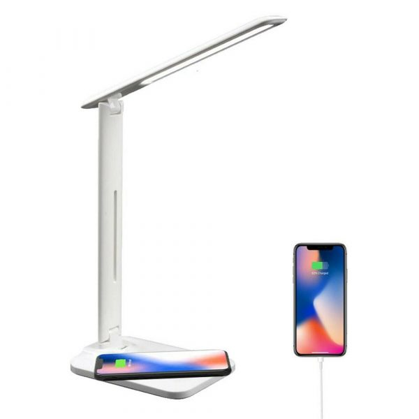 Multifunctional LED Desk Lamp with 5W Wireless Charging Function_3