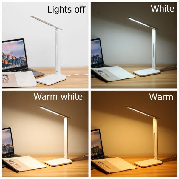 Multifunctional LED Desk Lamp with 5W Wireless Charging Function_14