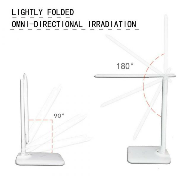 Multifunctional LED Desk Lamp with 5W Wireless Charging Function_8