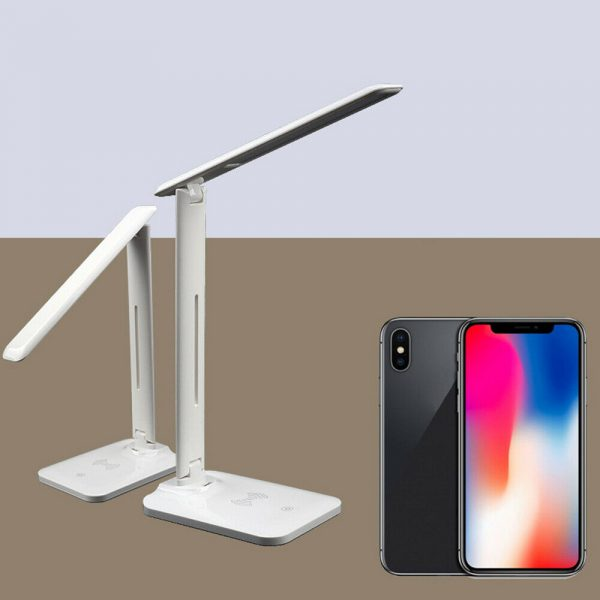 Multifunctional LED Desk Lamp with 5W Wireless Charging Function_11
