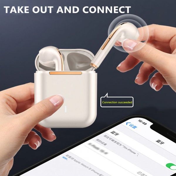Bluetooth 5.0 Touch Control True Stereo Wireless Earphones_10