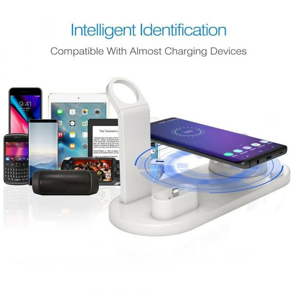3-in-1 Wireless Charging Dock for QI Devices Phone Watch Earphones_14