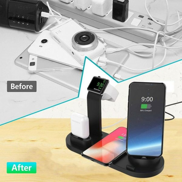 3-in-1 Wireless Charging Dock for QI Devices Phone Watch Earphones_11