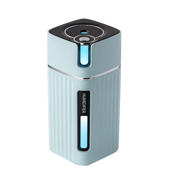 300ml Ultrasonic Electric Humidifier Cool Mist Aroma Diffuser_0