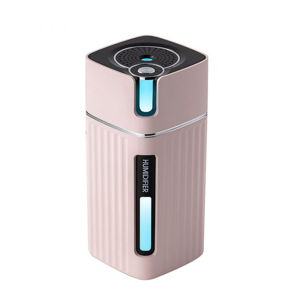 300ml Ultrasonic Electric Humidifier Cool Mist Aroma Diffuser_1