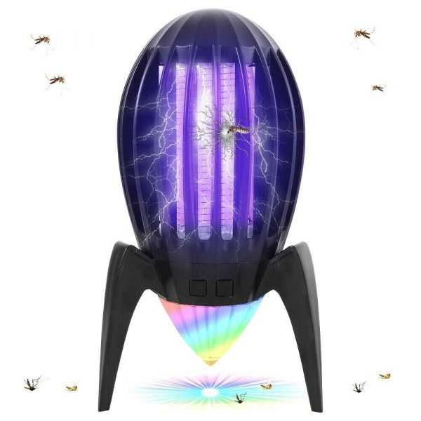 Electronic Mosquito Killer RGB Light Combined with UV Light_1