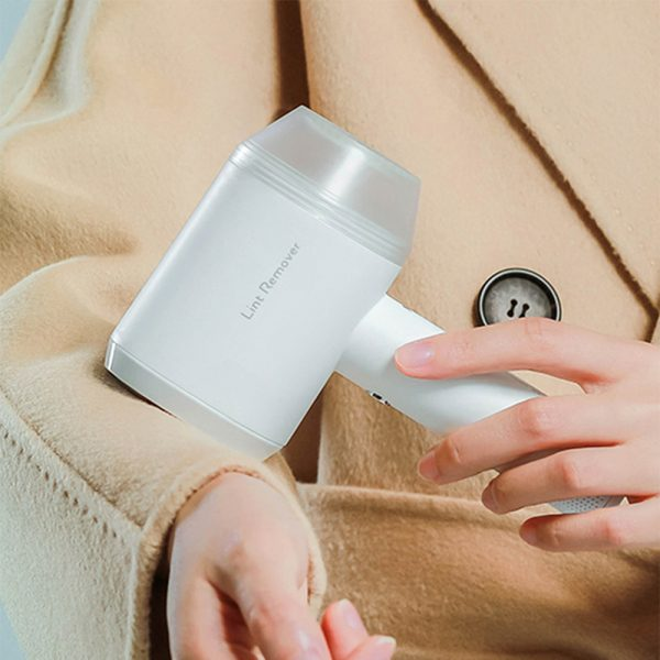 Rechargeable Lint Hair Remover Device Handheld Fabric Defuzzer_3