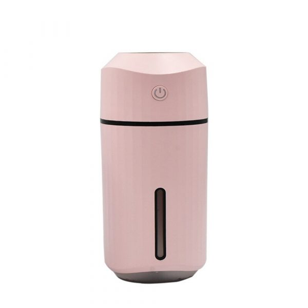 320ml Ultrasonic Car Air Humidifier Scent Diffuser and Hydrator_2