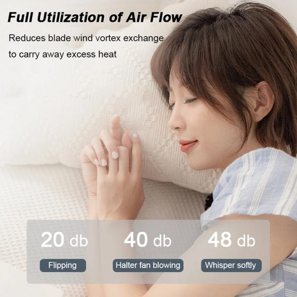 Portable Handsfree Bladeless Rechargeable Hanging Neck Fan_8