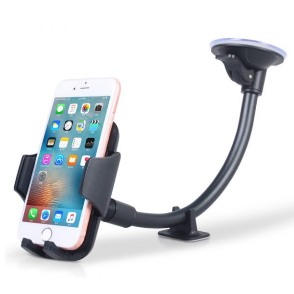 Car Windshield Suction Type Mobile Phone Holder Support Bracket_1
