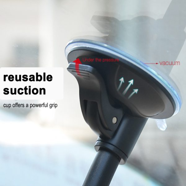 Car Windshield Suction Type Mobile Phone Holder Support Bracket_10