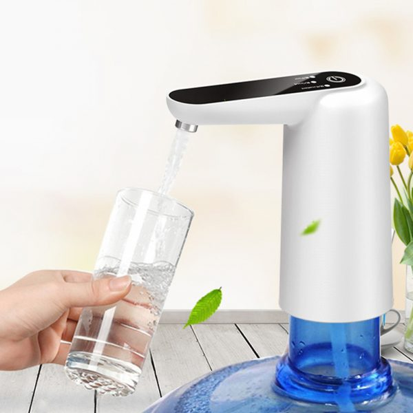 Rechargeable Electric Water Press with Quality Detection Function_2