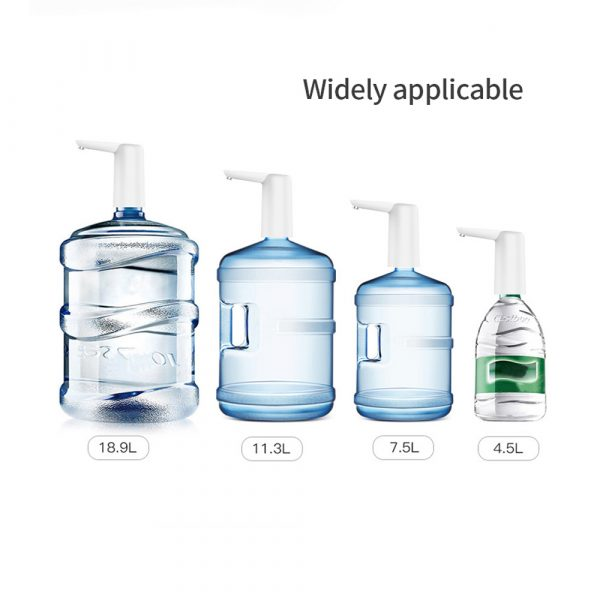 Rechargeable Electric Water Press with Quality Detection Function_7