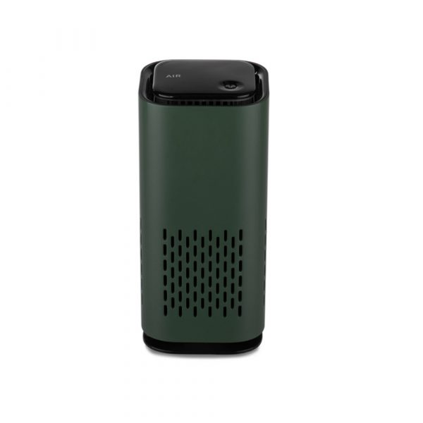 Mini Car Home Air Purifier and Night Light with Real HEPA Filter_1