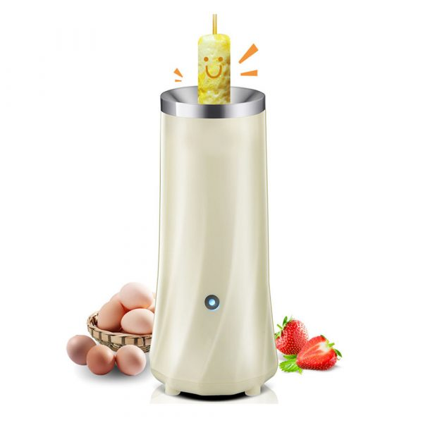 Electric Egg Roll Machine Egg Rolled Omelet Cooker Machine- US Plug_4