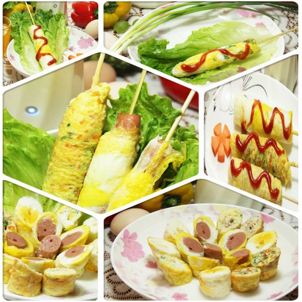 Electric Egg Roll Machine Egg Rolled Omelet Cooker Machine- US Plug_14