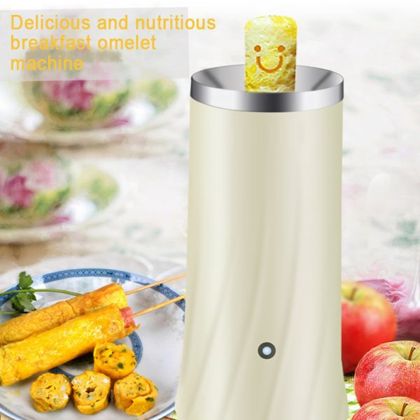 Electric Egg Roll Machine Egg Rolled Omelet Cooker Machine- US Plug_6