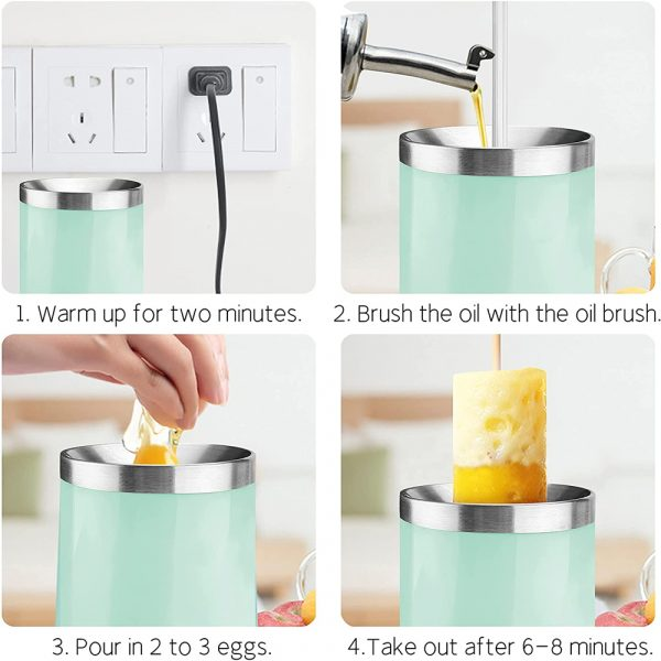 Electric Egg Roll Machine Egg Rolled Omelet Cooker Machine- US Plug_11