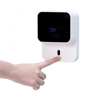 Wall Mounted Automatic Induction Hand Liquid Soap Dispenser