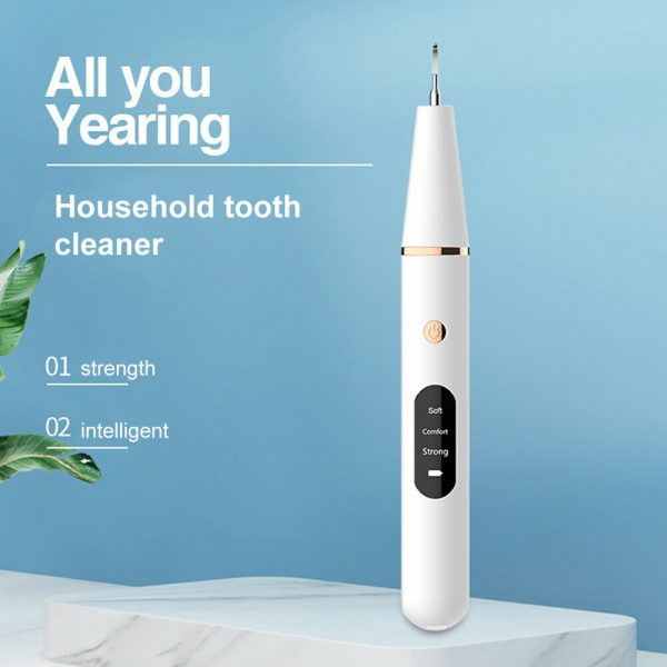 Ultrasonic Portable Electric Teeth Dental Scaler with LED Display_3