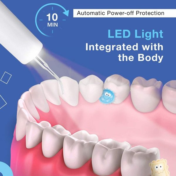 Ultrasonic Portable Electric Teeth Dental Scaler with LED Display_13