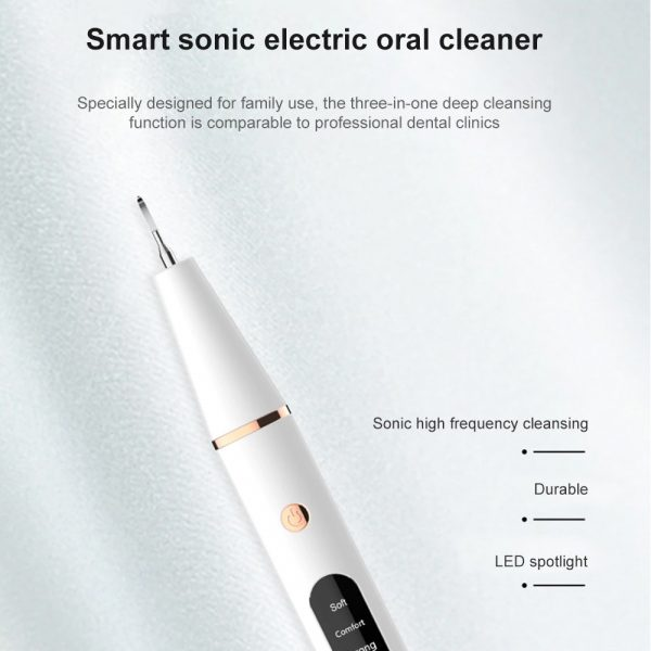 Ultrasonic Portable Electric Teeth Dental Scaler with LED Display_5