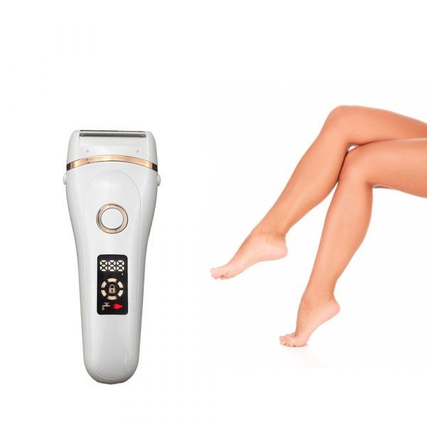 USB Electric Waterproof Hair Trimmer Epilator with LCD Display_2