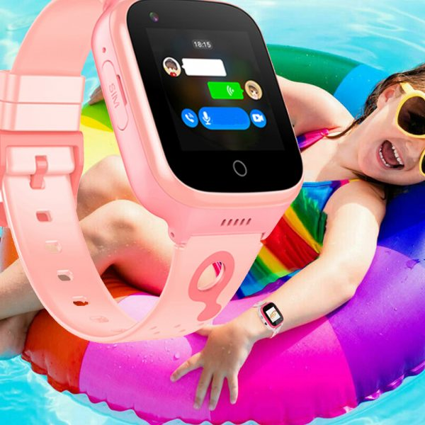 A68S 4G Children's SOS Smart Phone Watch with Smart Positioning_3