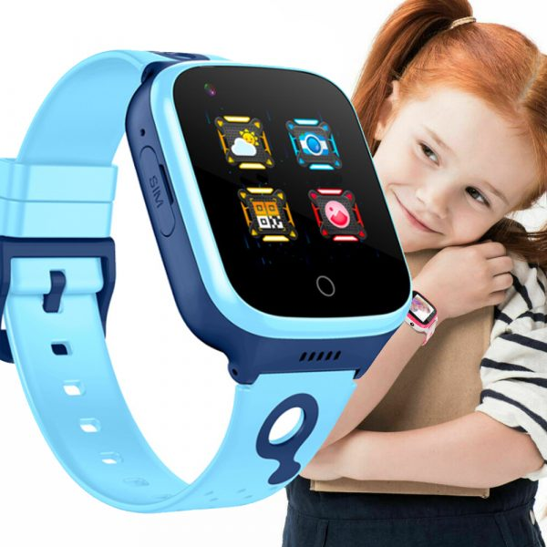 A68S 4G Children's SOS Smart Phone Watch with Smart Positioning_4
