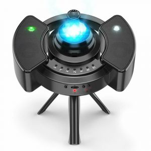 Galaxy Star Light Projector with Bluetooth Speaker Function