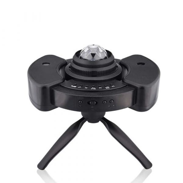Galaxy Star Light Projector with Bluetooth Speaker Function_1