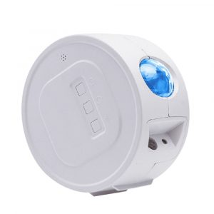 3-in-1 Nebula Moon and Starry Night Sky LED Light Projector