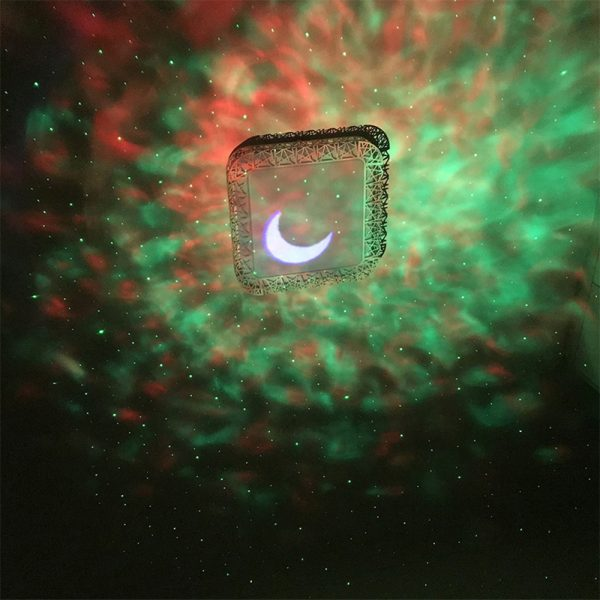 3-in-1 Nebula Moon and Starry Night Sky LED Light Projector_12