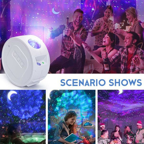 3-in-1 Nebula Moon and Starry Night Sky LED Light Projector_6