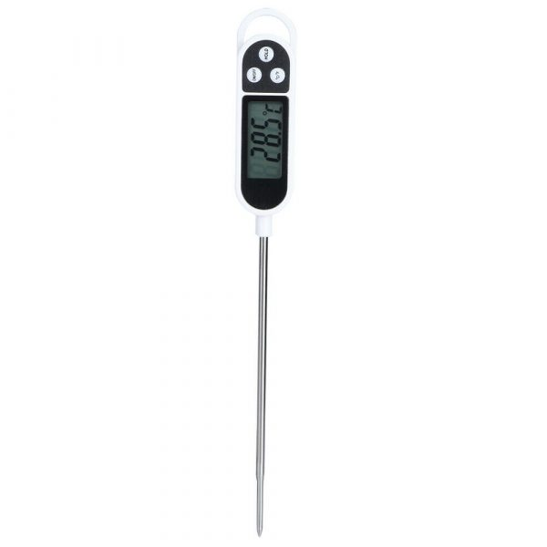 Instant Read Digital Food Meat Thermometer with LCD Display_2