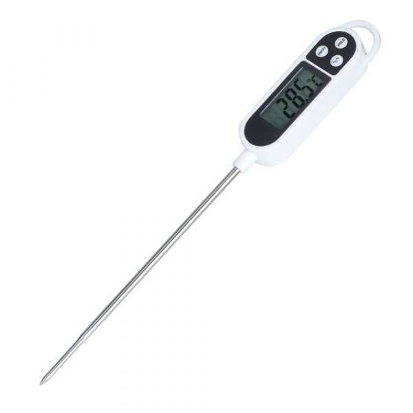 Instant Read Digital Food Meat Thermometer with LCD Display_1